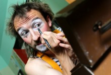 Portfolio - Des Clowns belges à Chatila