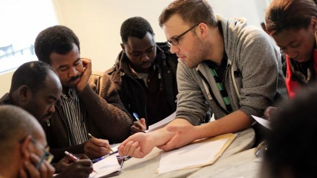 Portfolio - Retour à l'école pour des migrants au Liban
