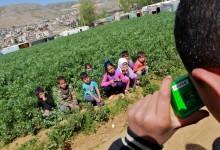 Portfolio - Les petits syriens réfugiés s'initient à la photo
