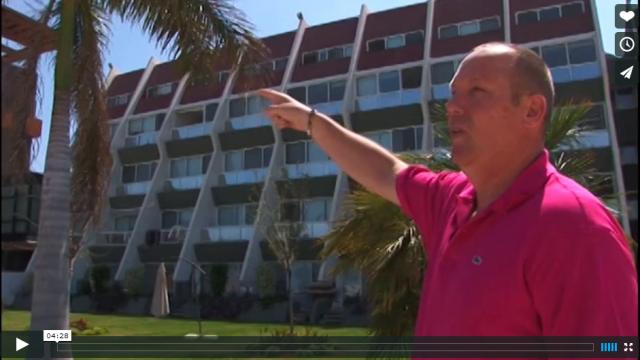 Vidéo - Jean-Denys Choulet, coach de basket français au Liban