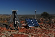 Texte – Ils chassent les météorites dans le désert australien