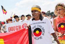 Texte – La lutte des grands-mères aborigènes d'Australie