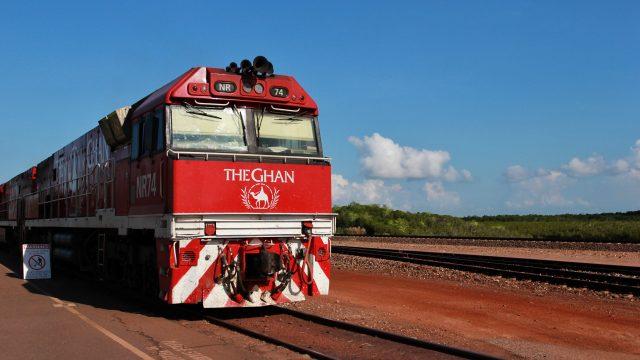 Texte - À bord du Ghan, train australien de légende