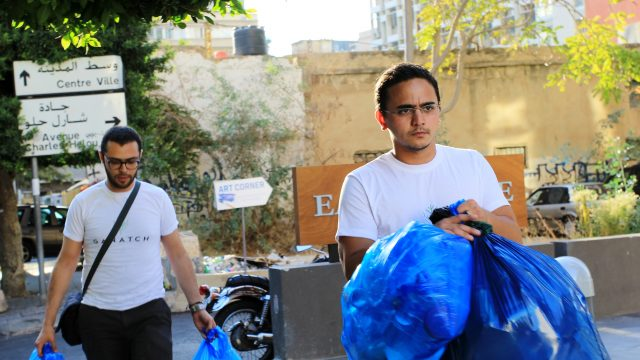 Texte – Au Liban, la crise des déchets inspire des initiatives écologiques